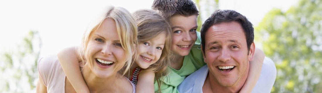 Chiropractic Howard Beach NY Happy Family